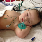 baby in hospital alive because parent trusted instincts