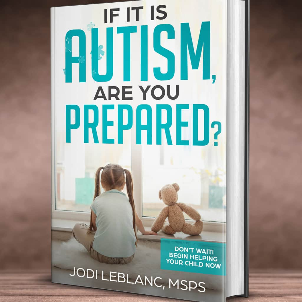 IF IT IS AUTISM book cover